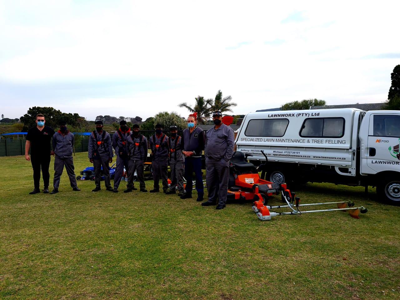 Lawn Maintenance Port Elizabeth